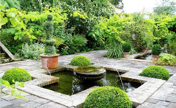 Jardins des Oudayas