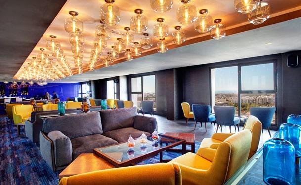 The Cedar Sky Lounge