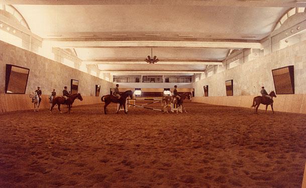 Ecole Royale de Cavalerie