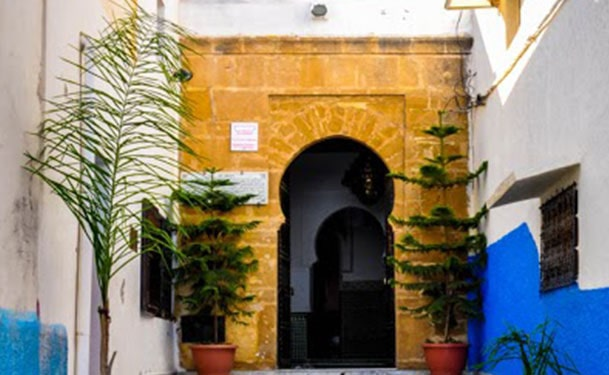 Mosquée Latiq