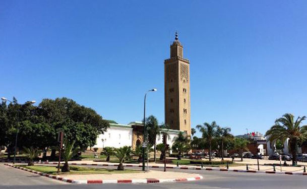 Mosquée As Sounna