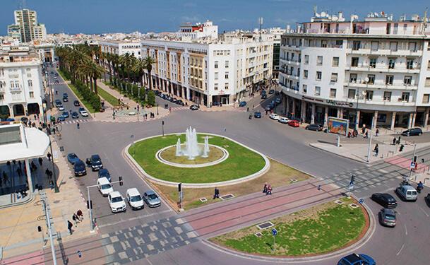 Avenida Mohammed V