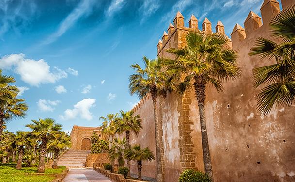 Galerie Bab Oudaya