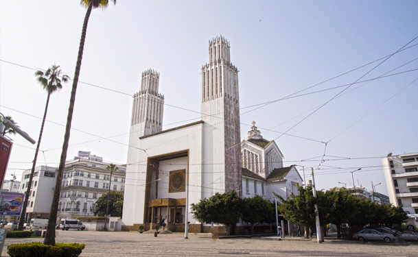 La Cathédrale St Pierre