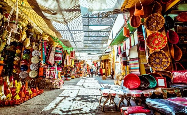 La Médina : La cité andalouse