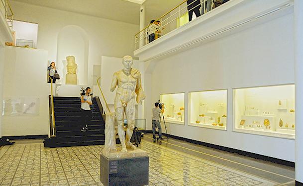 Musée de l'histoire et des civilisations