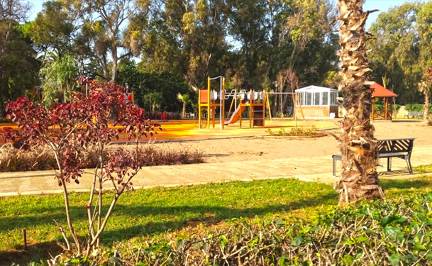 Jardin Nouzhat Hassan