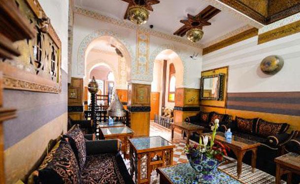 Hôtel des Oudaias