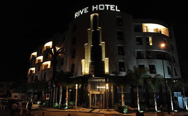 ريف فندق: ( فندق الشاطئ)