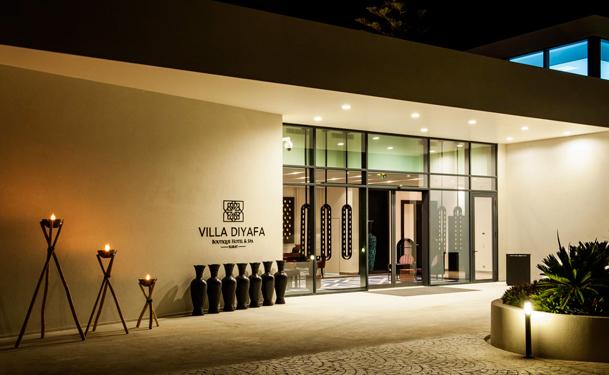 Villa Diyafa