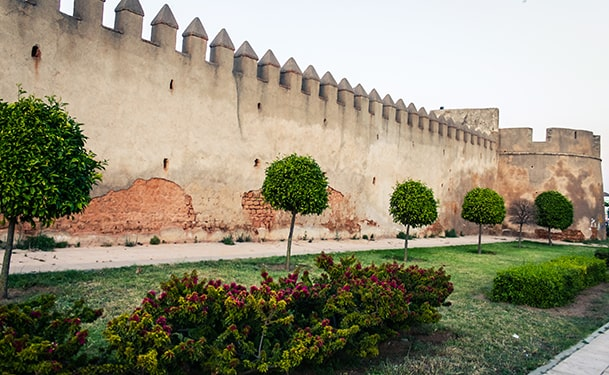 The Andalusian Wall