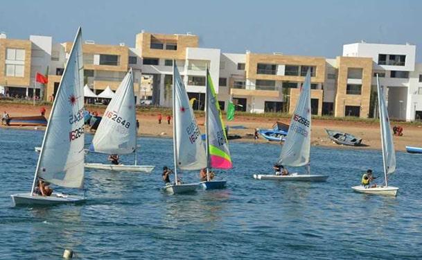 Club Nautique Plage de Rabat