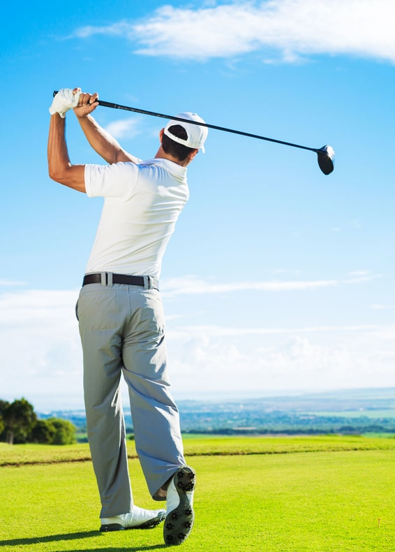 Expérience golfique