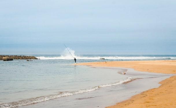Salé Beach