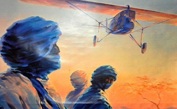 """L'exposition """"La Ligne – Une épopée marocaine 1919-2019"""", à la Bibliothèque nationale du royaume du Maroc"""
