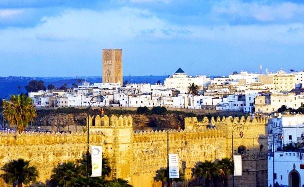 Rabat et environs en autocar