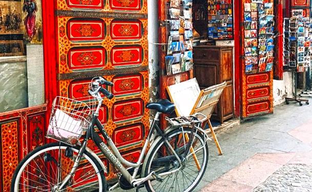 Rabat à vélo