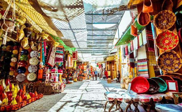 Grand tour de Rabat